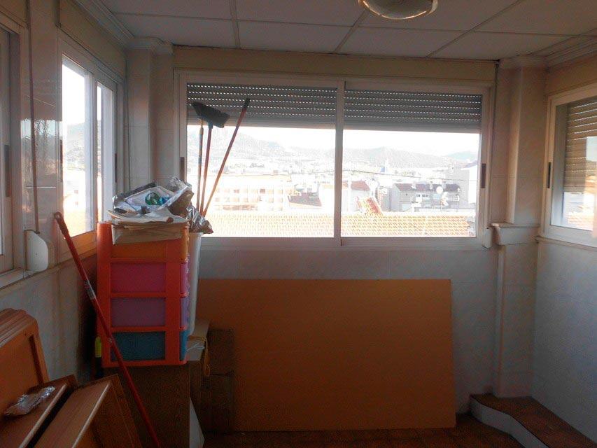 Vivienda con 4 habitaciones en la Alameda-dormitorio