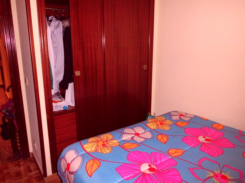 Vivienda con grandes ventajas en Ensanche-dormitorio