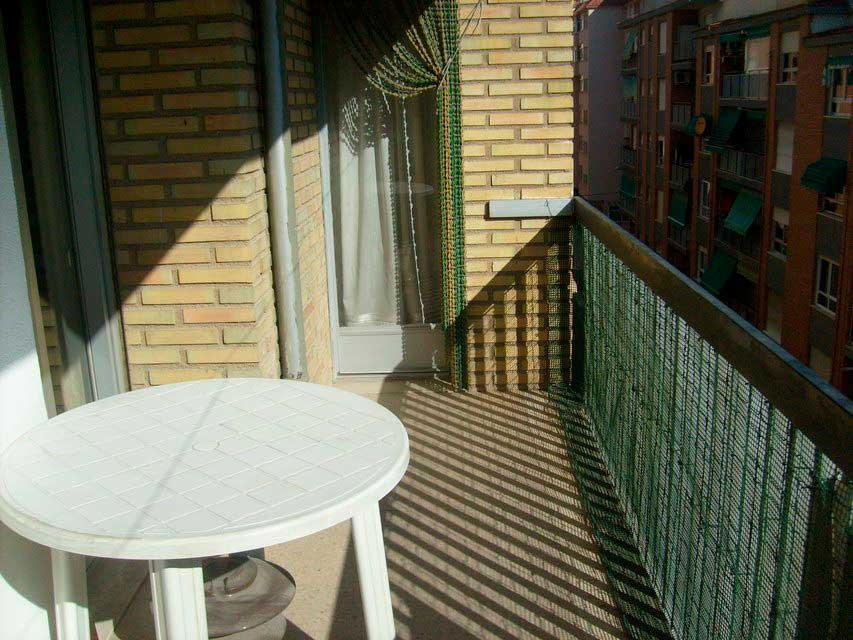 Vivienda acogedora con estilo antiguo en Santa Rosa-balcon