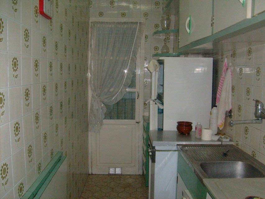 Vivienda en una zona tranquila de Ensanche-cocina