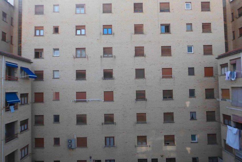 Vivienda con grandes estancias en Ensanche-vistas