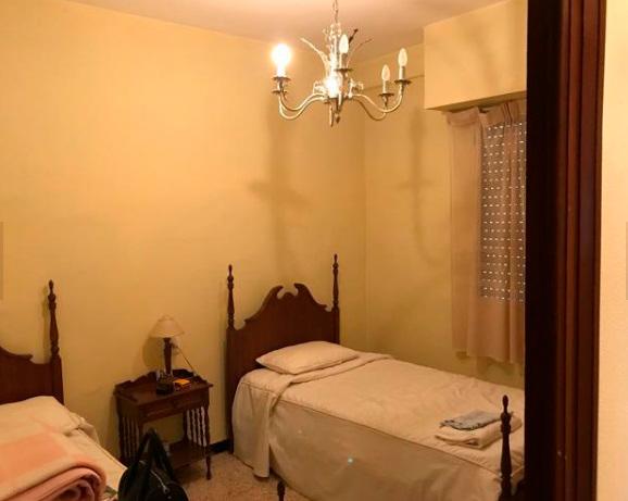 Vivienda soleada y con vistas en Ensanche-dormitorio
