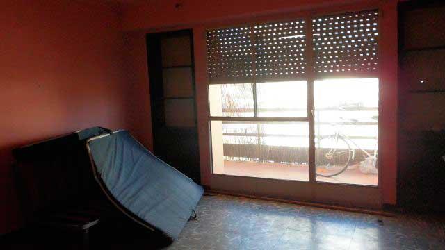SE VENDE PISO DE 98 m² EN ZONA NORTE, ALCOY-salon