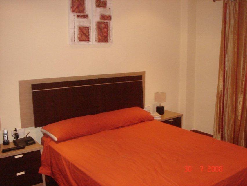 Vivienda moderna y equipada en Ensanche-cuarto1