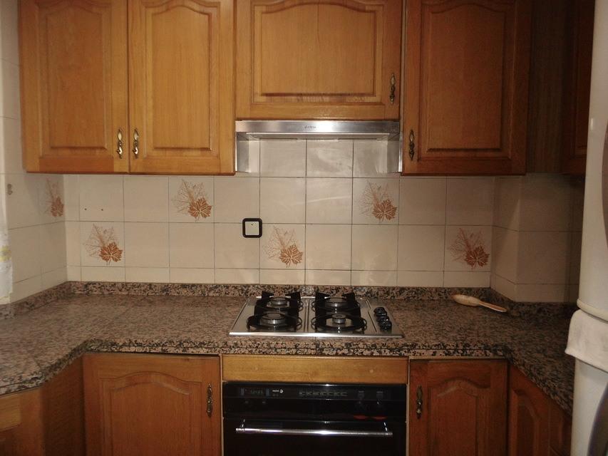 Vivienda muy espaciosa en Ensanche-cocina
