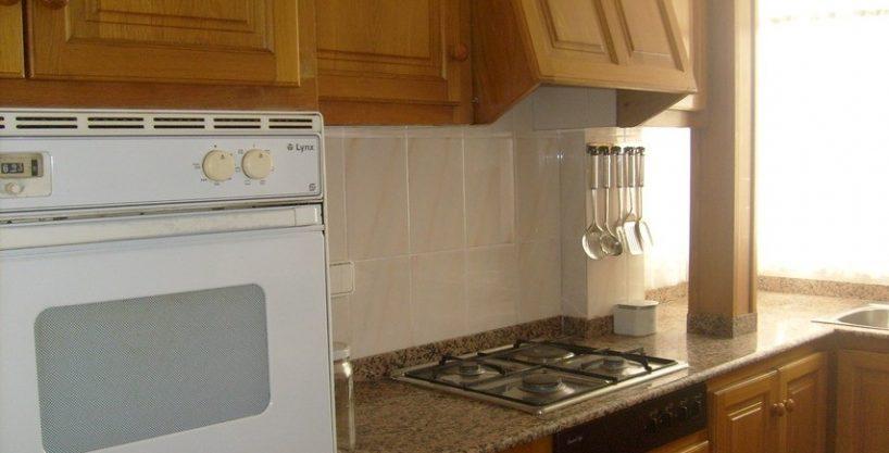 piso reformado muy soleado en santa rosa alcoy - cocina