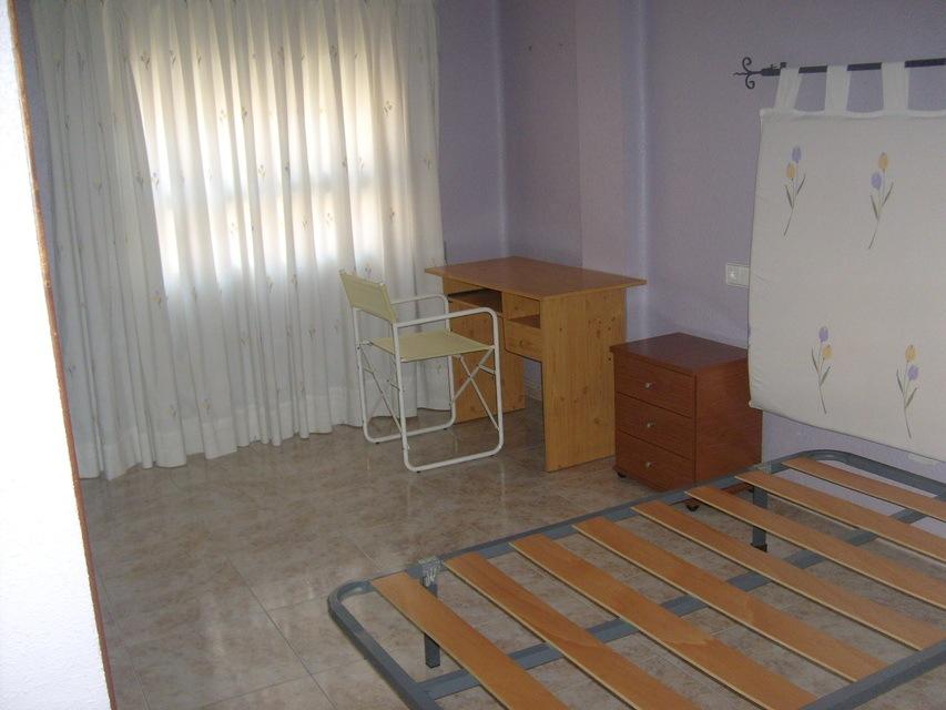 piso reformado muy soleado en santa rosa alcoy - dormitorio