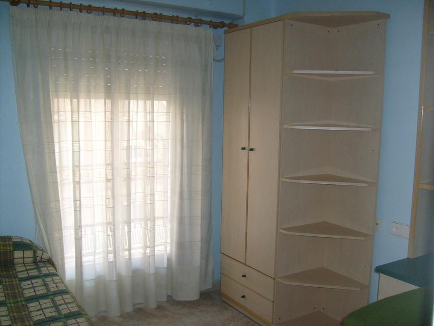 piso reformado muy soleado en santa rosa alcoy - habitacion