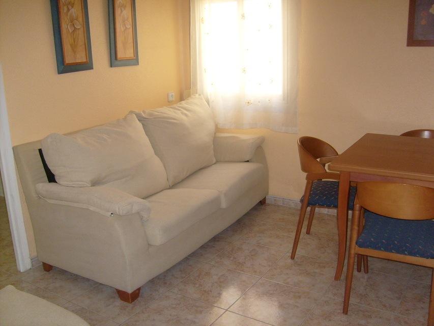 piso reformado muy soleado en santa rosa alcoy - salon