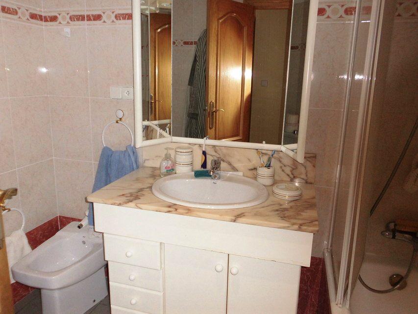 Pequeño y confortable piso en la zona Santa Rosa - Banyo