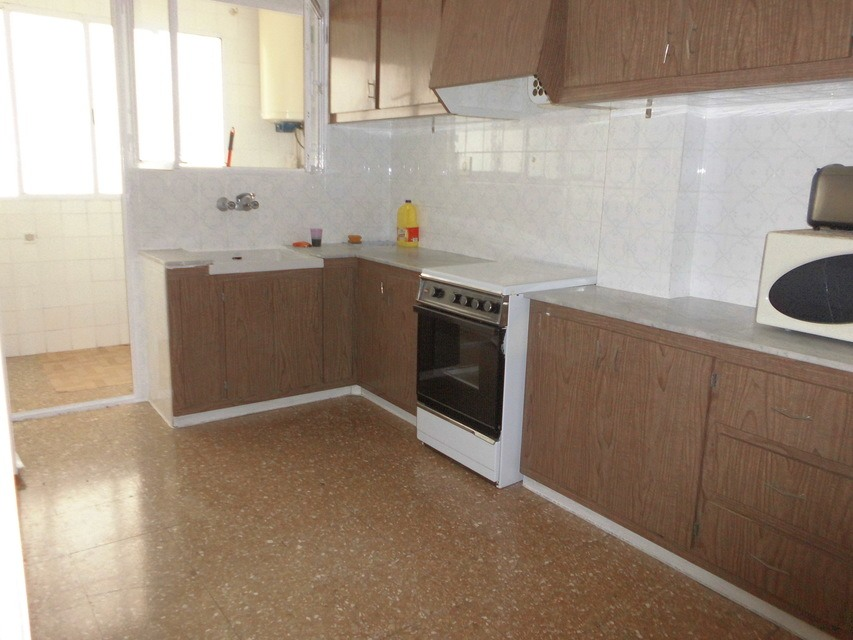 Precioso y luminoso piso en Santra Rosa - Cocina