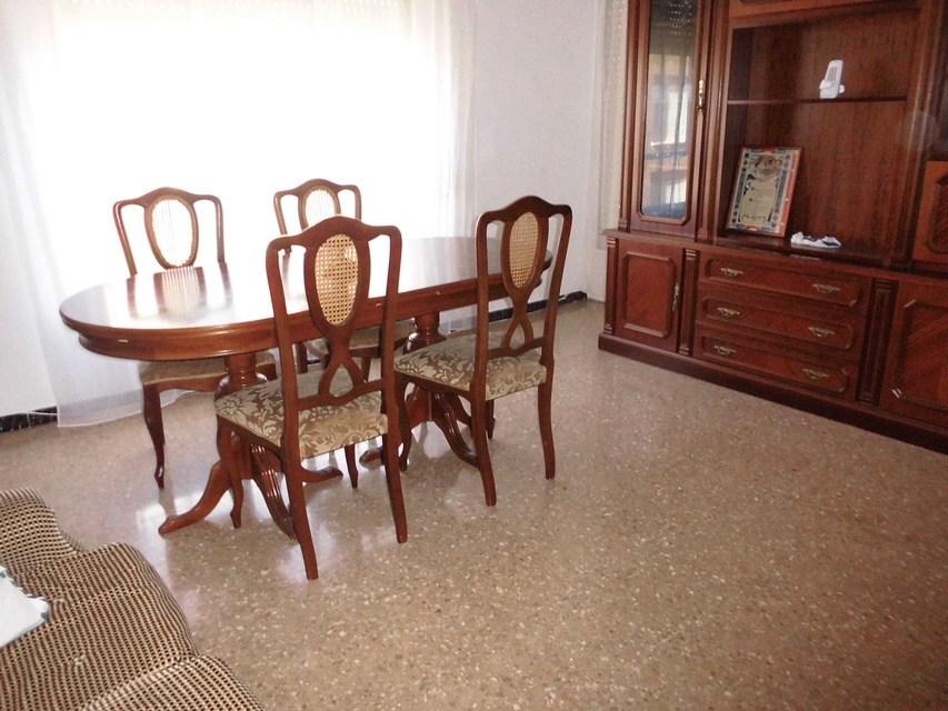 Precioso y luminoso piso en Santra Rosa - Comedor