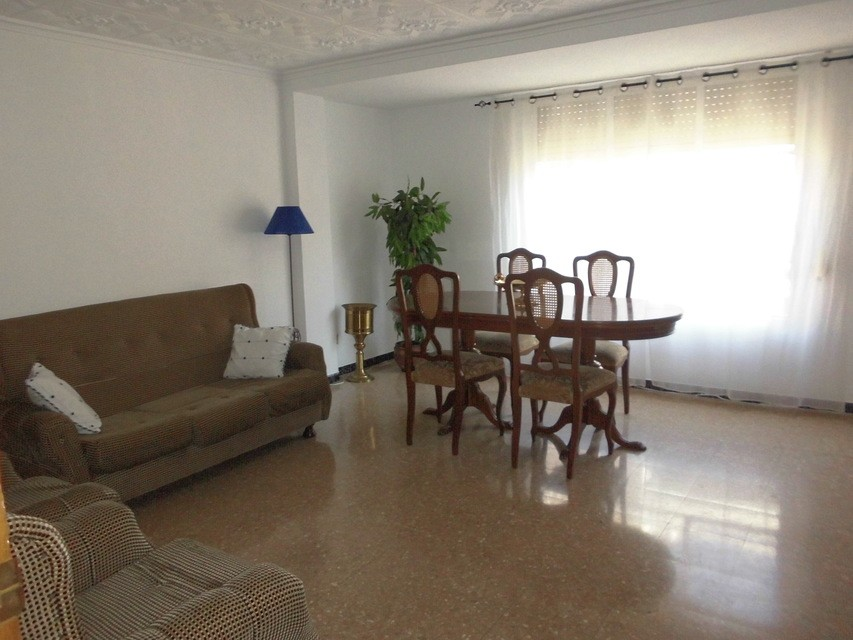 Precioso y luminoso piso en Santra Rosa - Salon