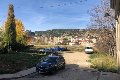 Amplia parcela en la zona Beniata-acceso4
