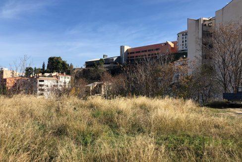 Amplia parcela en la zona Beniata-paisaje2
