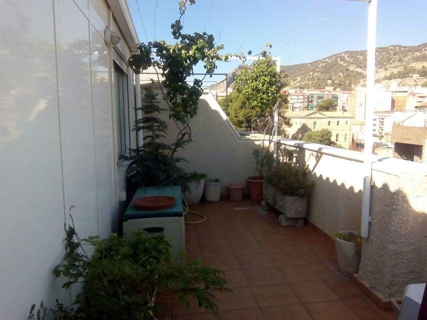 Espacioso piso con balcon exterior-terraza