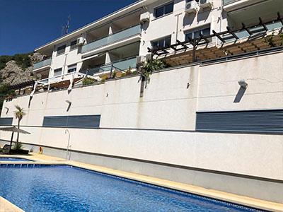 Adosado con piscina comunitaria en Ensanche - Piscina comunitaria 3