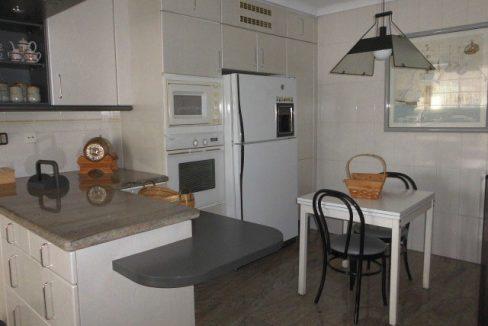 En venta gran piso en Ensanche cocina completa