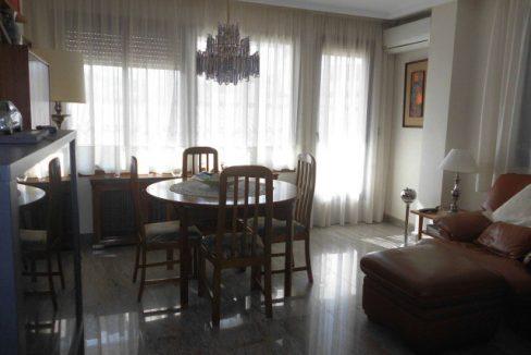 En venta gran piso en Ensanche salon 2