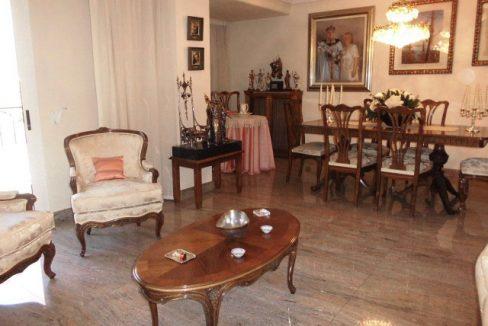 En venta gran piso en Ensanche salon 3