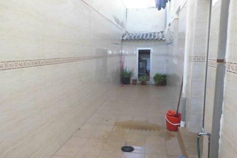 Piso con Gimnasio y Piscina comunitaria -patio interior