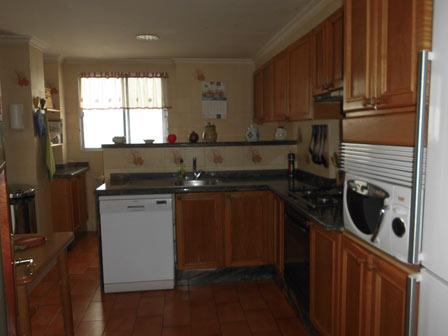 Piso con cocina Oficce en Santa Rosa 5