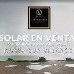 Solar en costa sur de vinaros