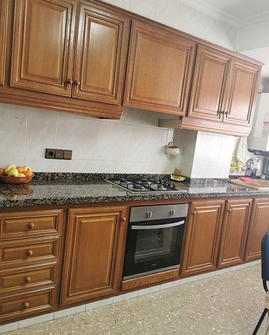 piso amplio en santa rosa - cocina 2