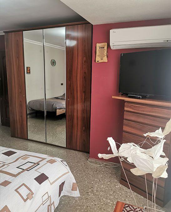 piso amplio en santa rosa dormitorio