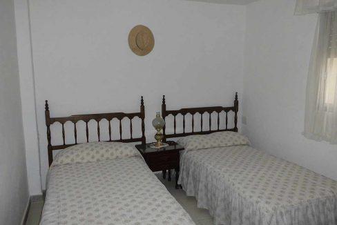 Acogedor chalet con impresionante jardín-dormitorio