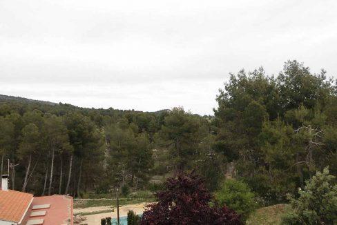 Acogedor chalet con impresionante jardín-vistas