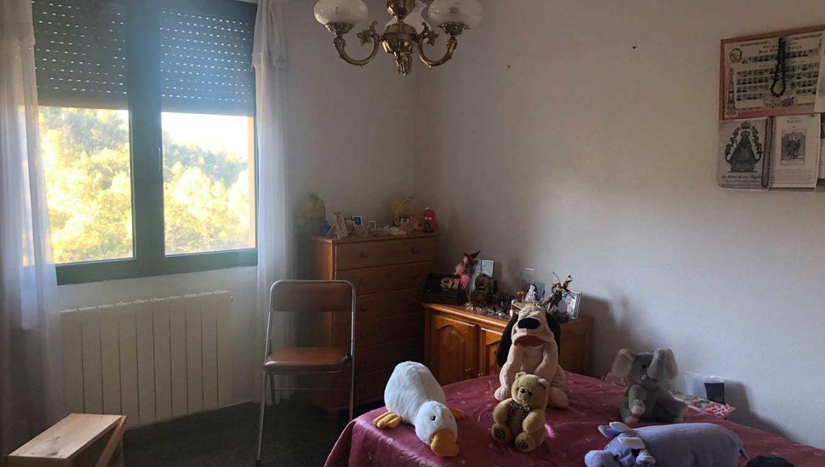 Hermosa casa de campo con vistas alucinantes Ibi-dormitorio