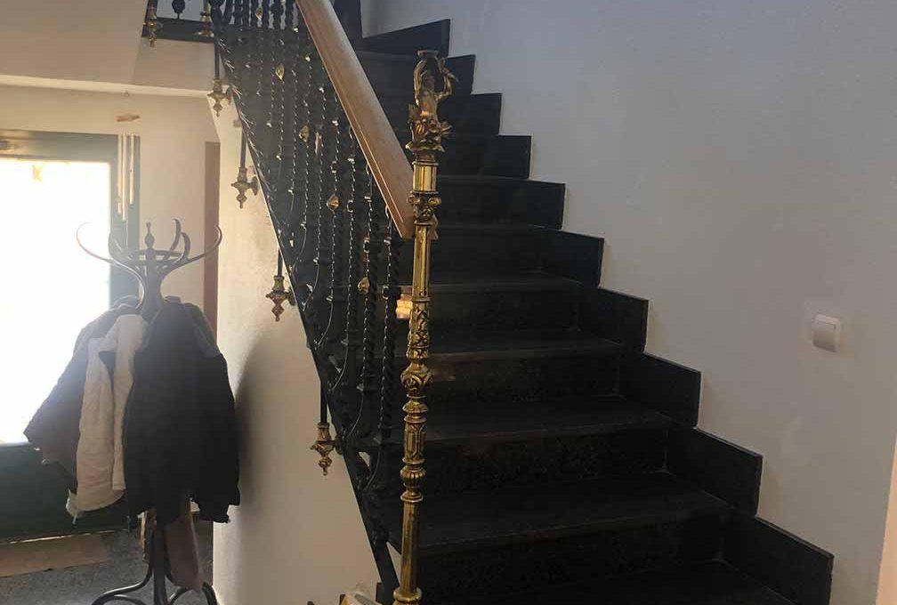 Hermosa casa de campo con vistas alucinantes Ibi-escaleras