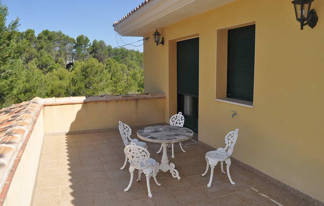 Hermosa casa de campo con vistas alucinantes Ibi-terraza