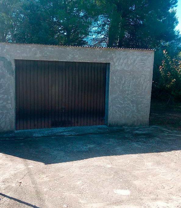 estupenda tradicional casa de campo en Baradello-garaje