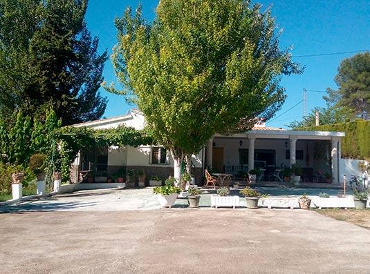 estupenda tradicional casa de campo en Baradello-jardin2