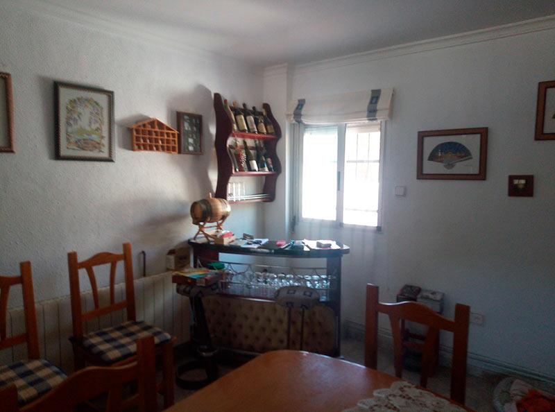 estupenda tradicional casa de campo en Baradello-salon