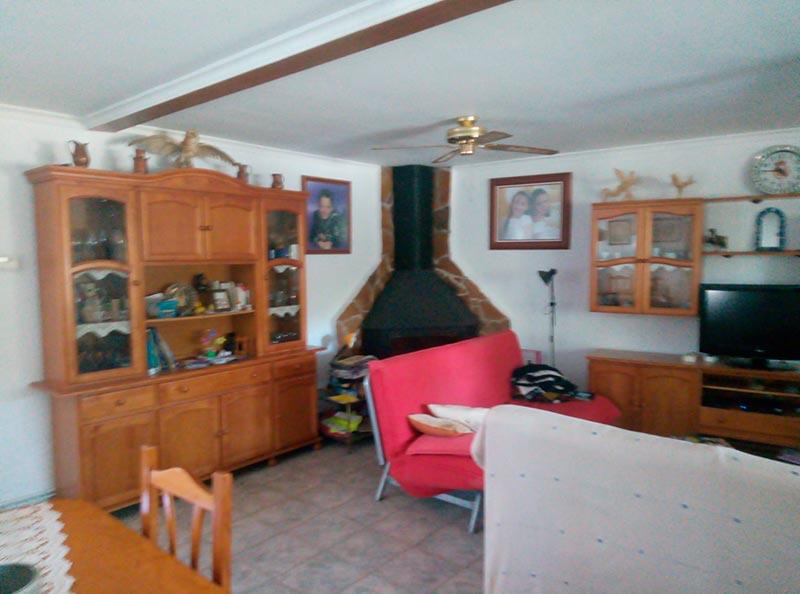estupenda tradicional casa de campo en Baradello-salon2
