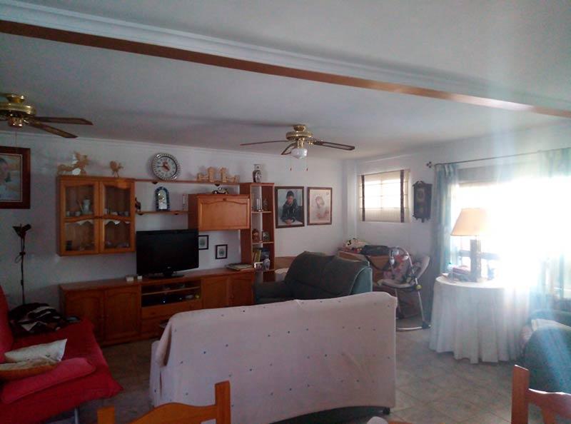 estupenda tradicional casa de campo en Baradello-salon3