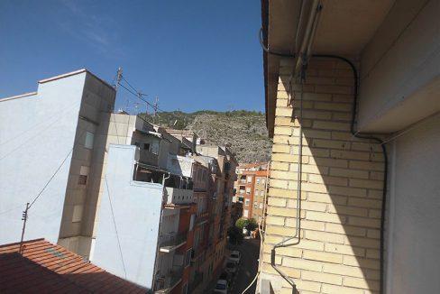 piso en santa rosa con 4 habitaciones balcon