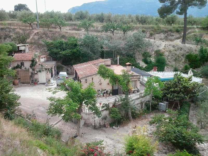 rustica e increible casa de campo en muro-vistas2