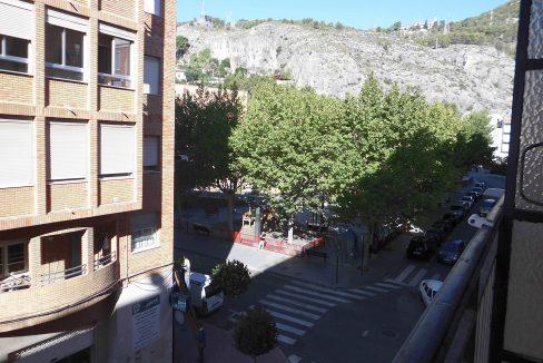 Piso en Santa Rosa balcón