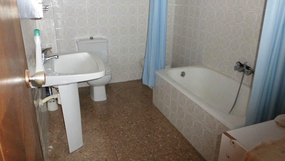 Piso en Santa Rosa banyo