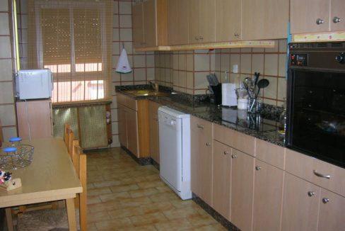 Acogedor piso centrico en Santa Rosa-cocina