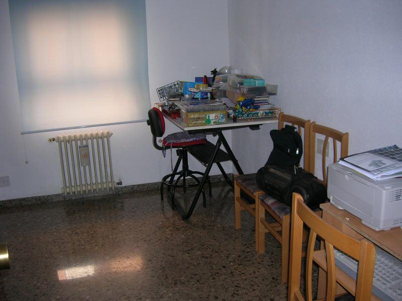 Acogedor piso centrico en Santa Rosa-habitacion