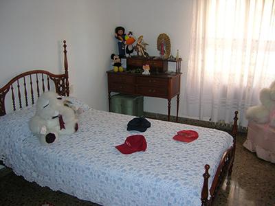 Acogedor piso centrico en Santa Rosa-habitacion3