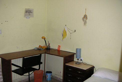 Confortable ático semireformado en Santa rosa-habitacion