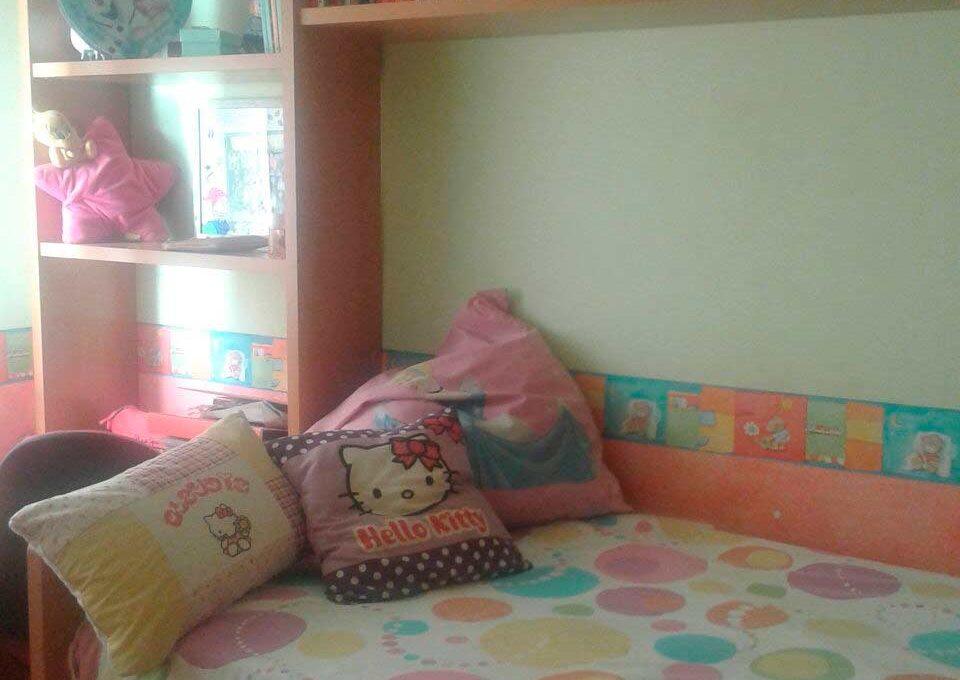 Enorme y soleado piso en Santarosa-dormitorio