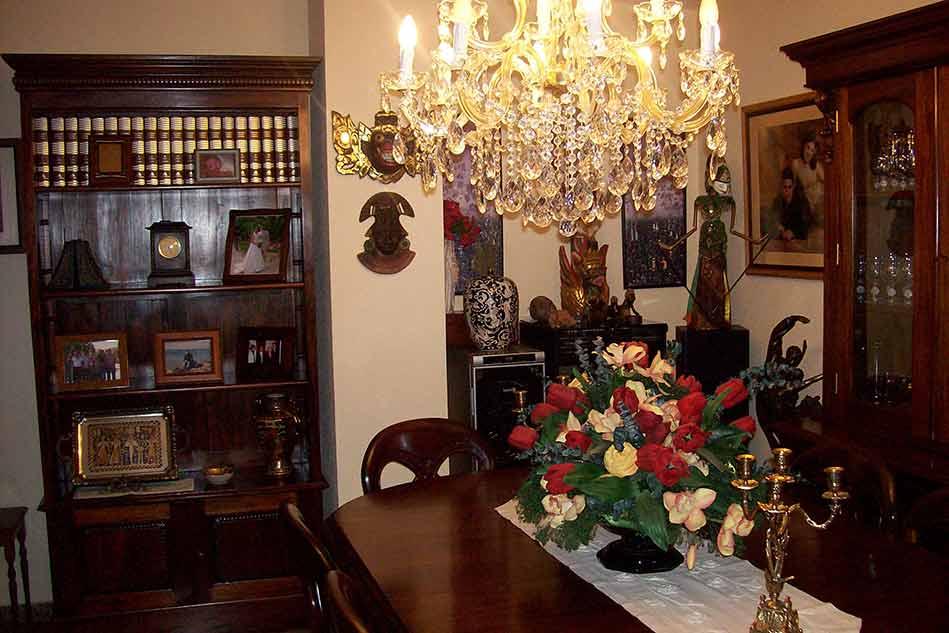 clasico piso con ubicacion inmejorable en santa rosa-comedor2