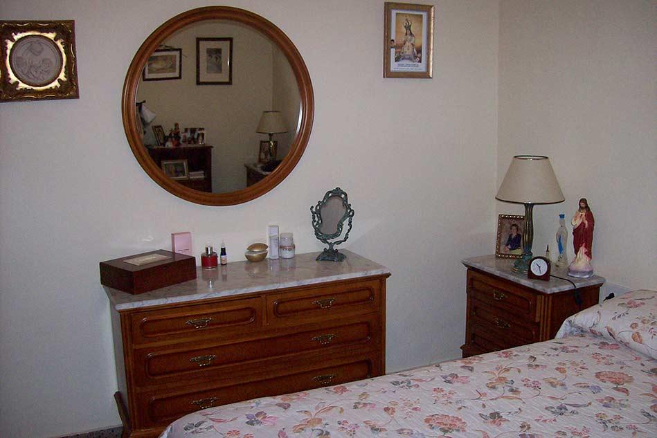 clasico piso con ubicacion inmejorable en santa rosa-dormitorio
